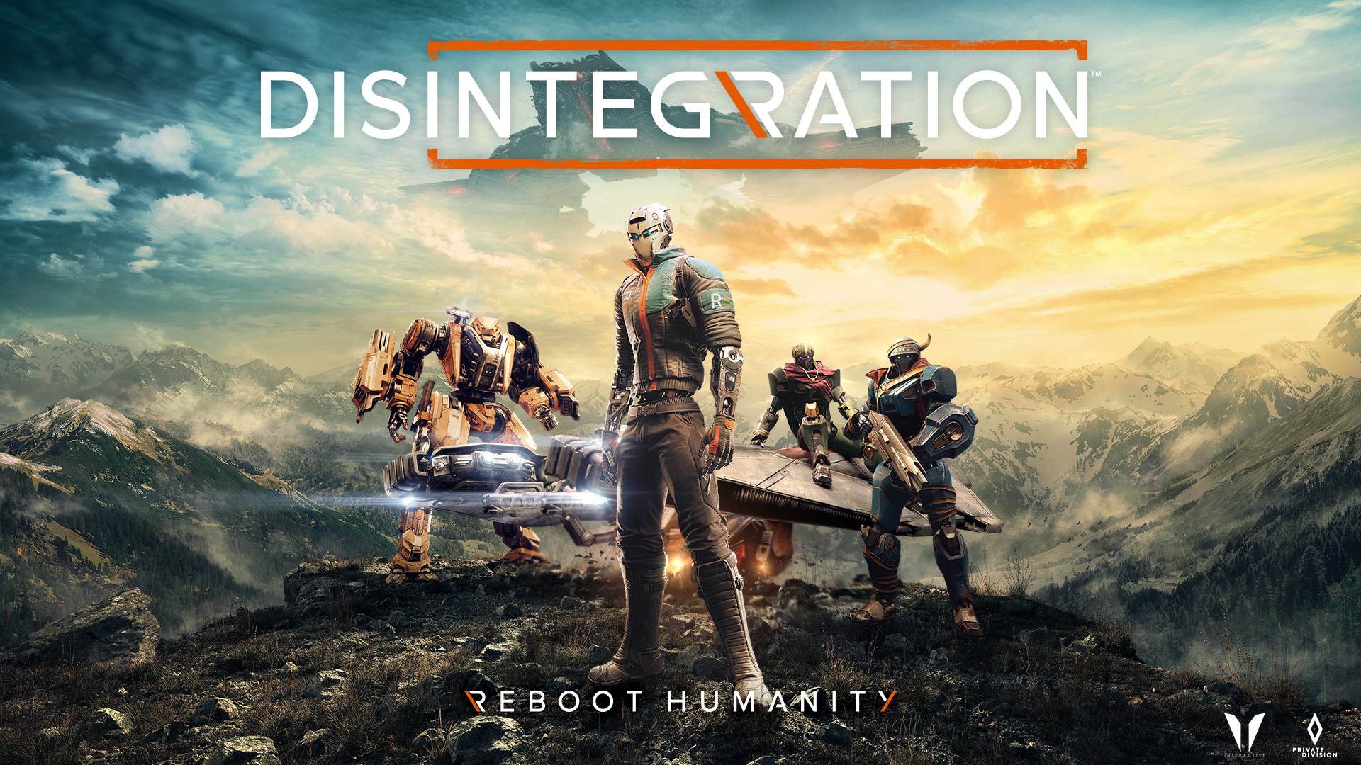 Disintegration Official Artwork Reveal