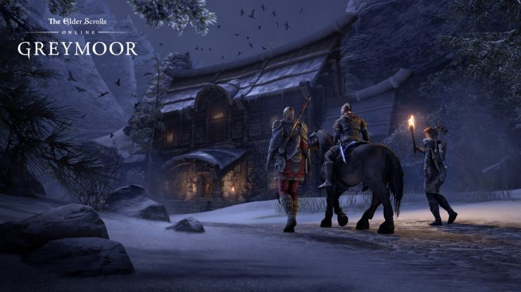 Greymoor Elder Scrolls Online Expansion Now Live on PC/Mac, Bringing Us Back to Skyrim