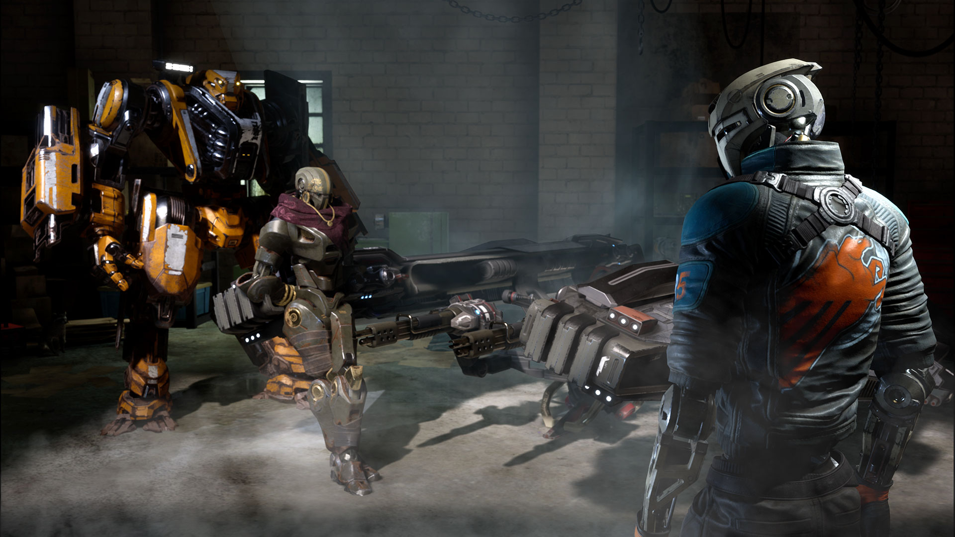 Private Division and V1 Interactive Announce Disintegration Launching on June 16, 2020