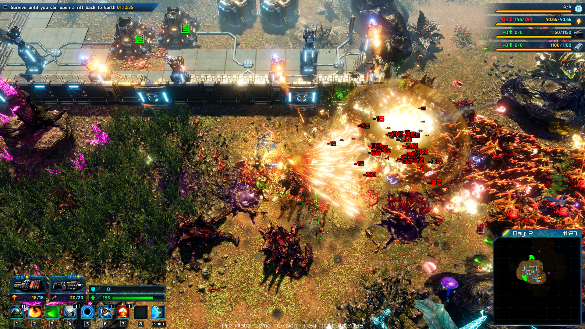 The Riftbreaker mashes together StarCraft, They Are Billions and Diablo, and it's a joy to play