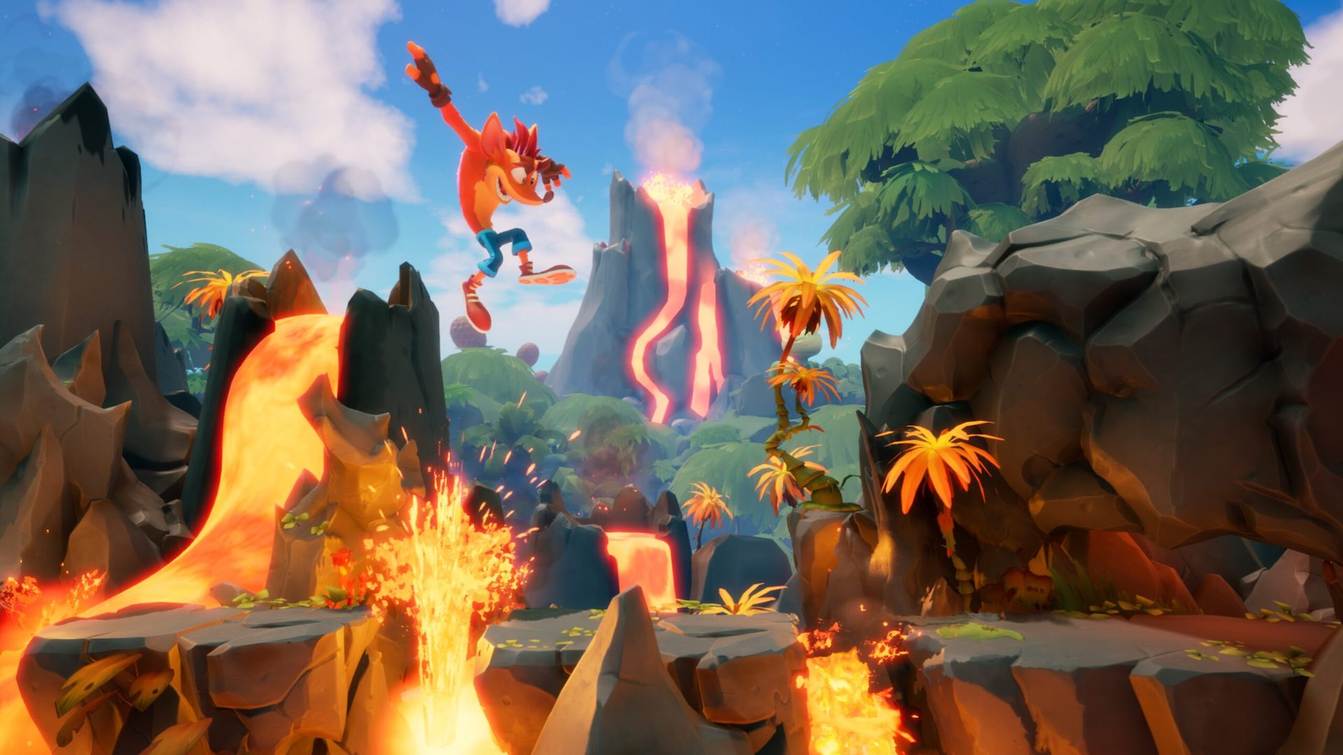 Crash Bandicoot 4: It's About Time – Snow Way Out, Dino Dash Levels Revealed in New Gameplay