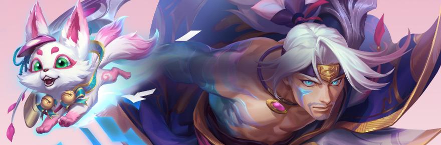 League of Legends revamps its esports site, Legends of Runeterra kicks off the Spirit Blossom Festival