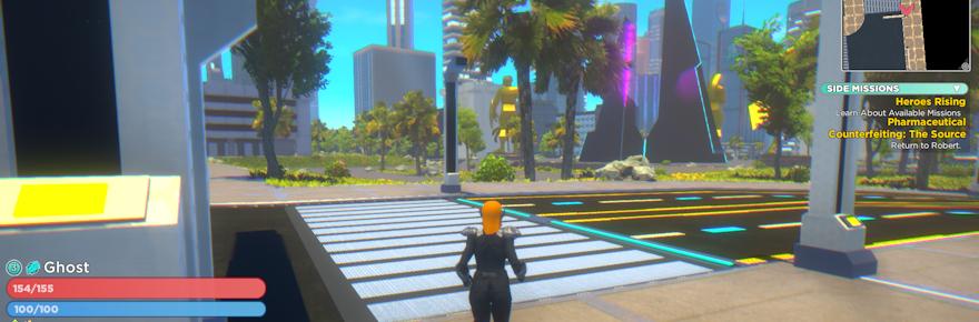 Superhero MMO Valiance Online plans an open beta in August