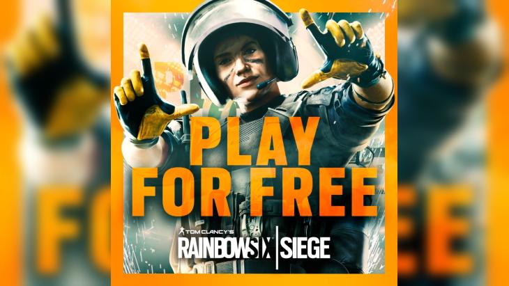 Tom Clancy's Rainbow Six Siege Free to Play Until September 4