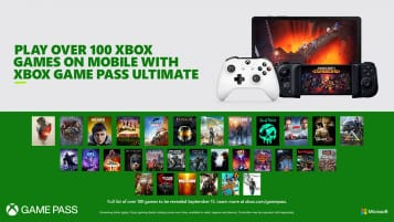 Xbox Game Pass Hits Project xCloud On September 15th