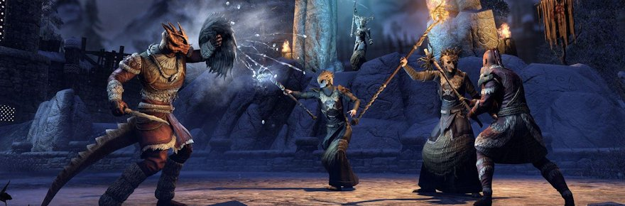 Elder Scrolls Online will launch on PlayStation 5 and Xbox Series X – with backward compatibility