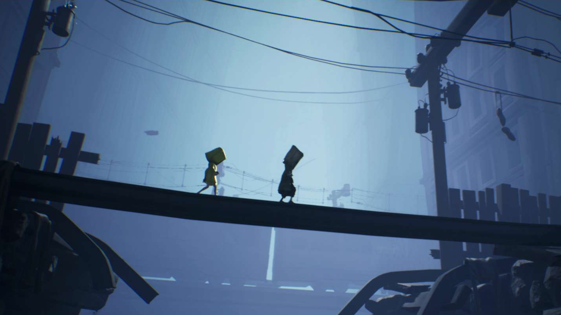 Little Nightmares 2 Gameplay Features Co-op Puzzle Solving, The HunterRavi SinhaVideo Game News, Reviews, Walkthroughs And Guides | GamingBolt