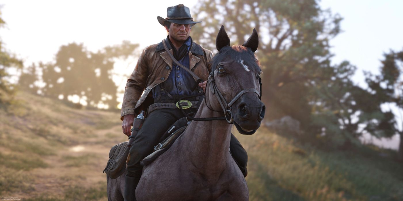 Red Dead Redemption 2 Fan Creates Awesome Custom PendantBishop ListerGame Rant – Feed