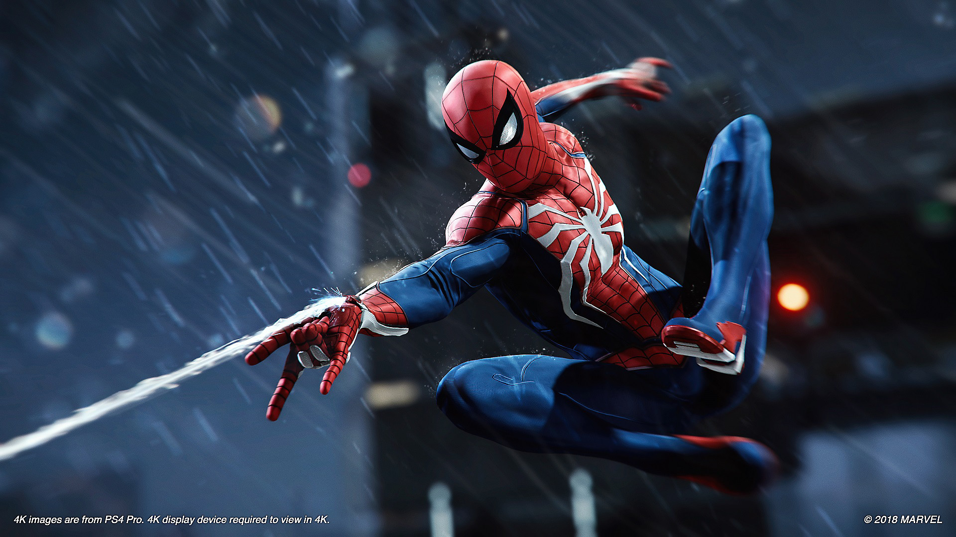 Marvel's Spider-Man Won't Have Free PS4 to PS5 Upgrade