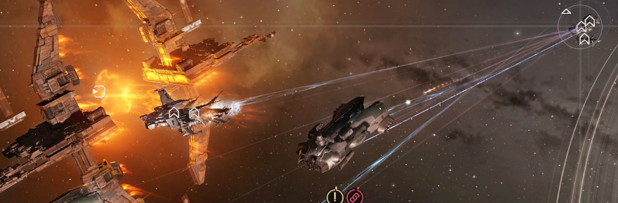 EVE Echoes shares its first economic report as the mobile title celebrates 2M players