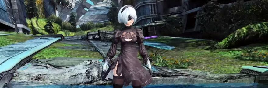 Phantasy Star Online 2 collaborates to sell NieR: Automata packs