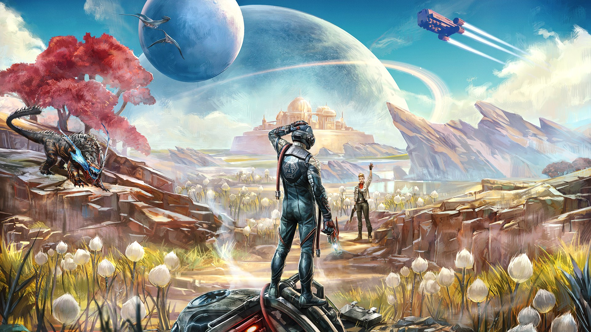 The Outer Worlds Releases on Steam on October 23