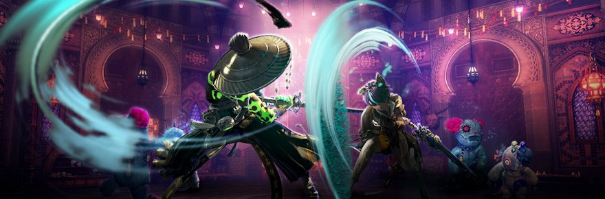 Blade & Soul's final major update of the year includes a new specialization and heroic dungeon