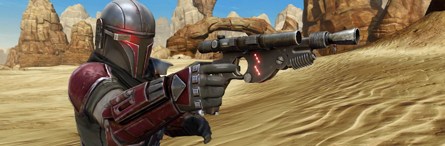 Star Wars The Old Republic's Echoes of Vengeance update is live with new story and flashpoint