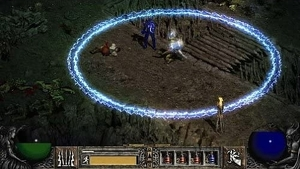 """Diablo 2's unreleased second expansion would have been """"ARPG+MMO"""""""