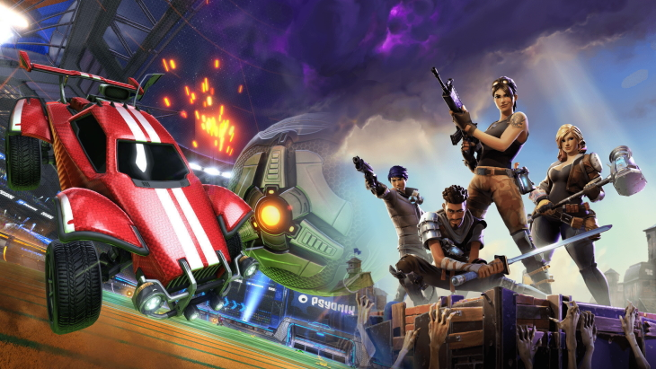 Epic Games giving away currency Fortnite Rocket League settling lawsuit lootbox