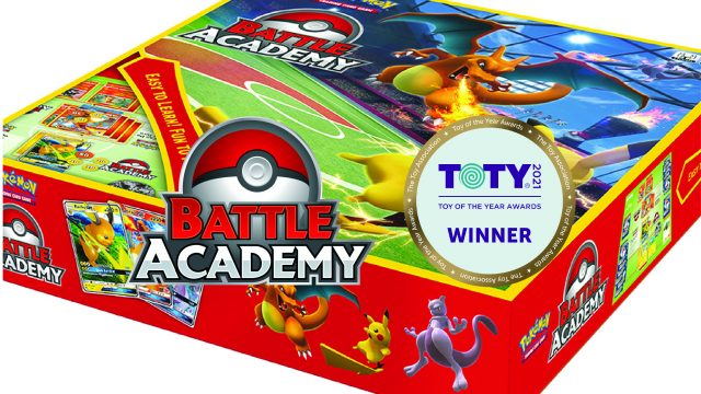Pokémon Battle Academy Takes Home Game Of The Year At 2021 Toy Of The Year Awards