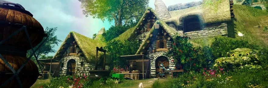 Gamigo is merging down ArcheAge and ArcheAge Unchained's servers, and yes there will be new land rushes