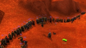 Thousands of World of Warcraft Classic players descended upon a single server to get a fresh levelling experience – and it was absolute chaos