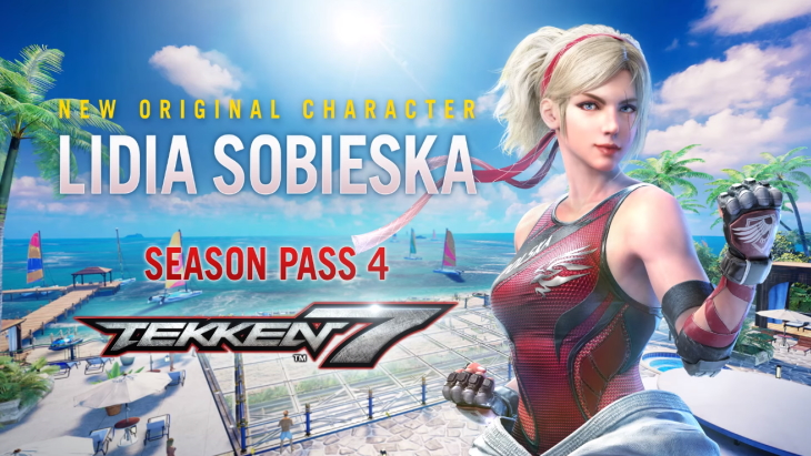 Lidia Sobieska and Island Paradise Stage Tekken 7 DLC Launches March 23