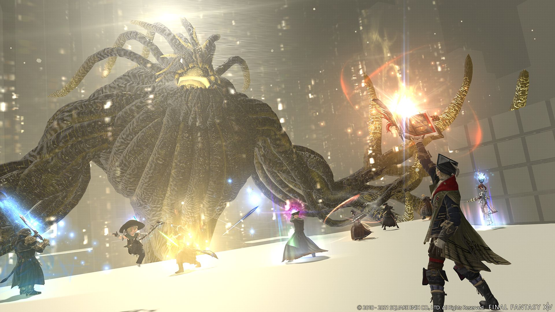 Final Fantasy 14 Crosses 22 Million Registered Users