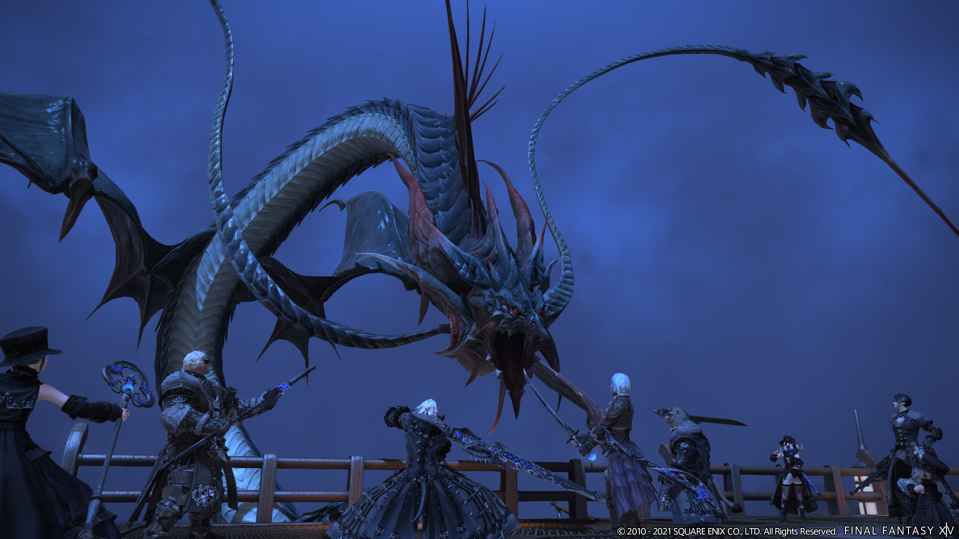 Final Fantasy 14 Open Beta on PS5 is Now Live
