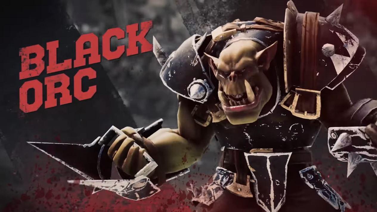 Blood Bowl 3 Black Orcs Trailer