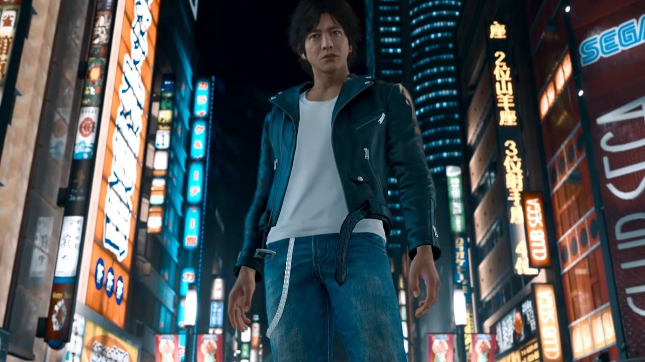 Judgment for Xbox Series X+S PS5