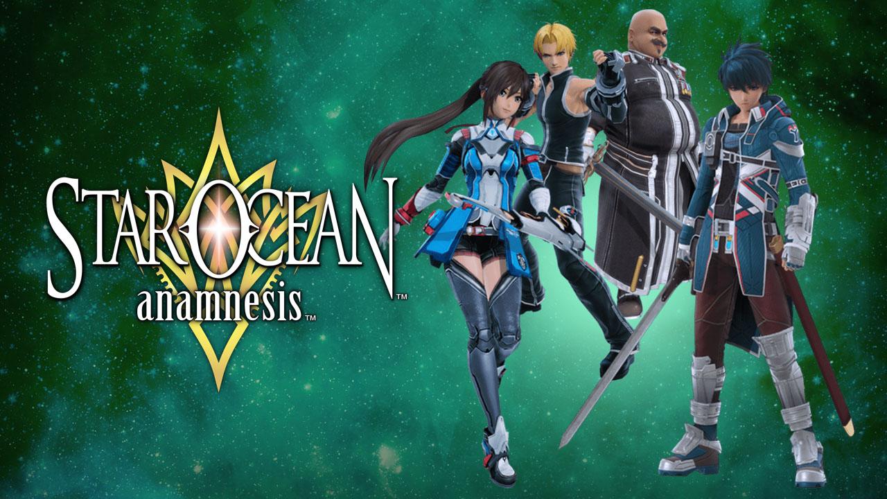 Star Ocean: Anamnesis is Shutting Down June 24