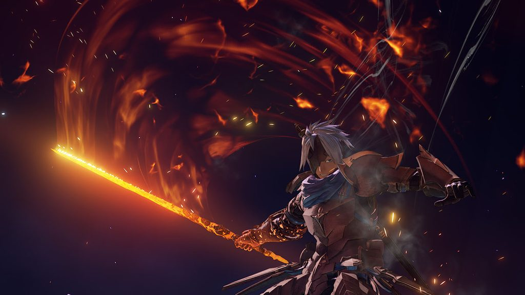 Screenshot of Alfen From Tales of Arise