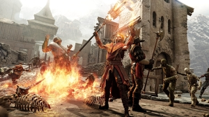 Vermintide 2's Chaos Wastes expansion launches free on Xbox, PlayStation next month