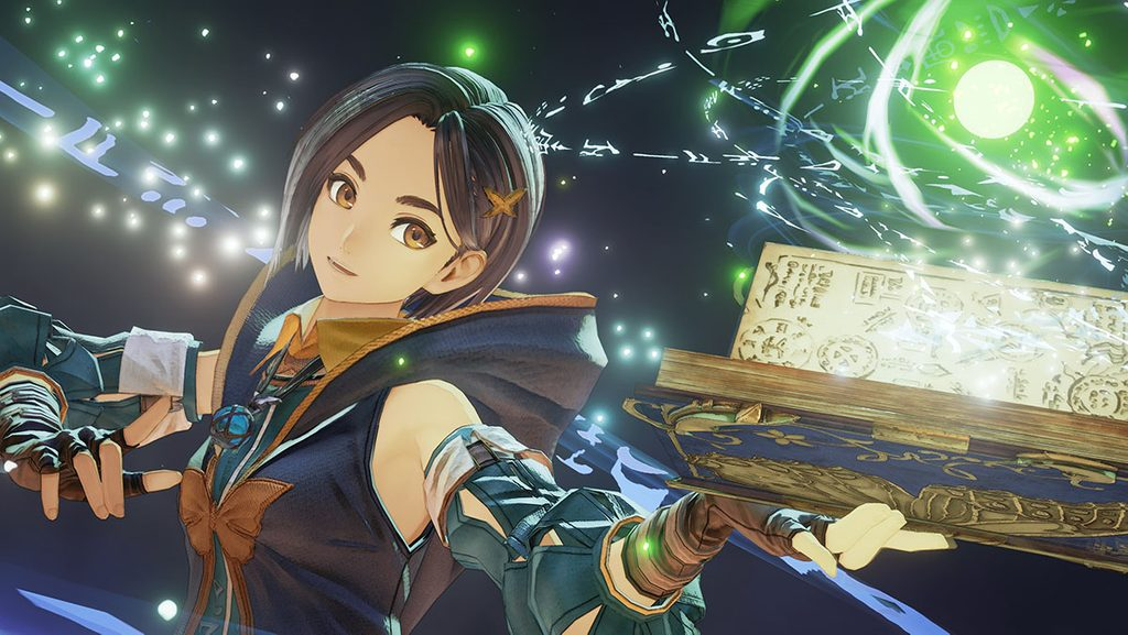 Screenshot of Linwell from Tales of Arise