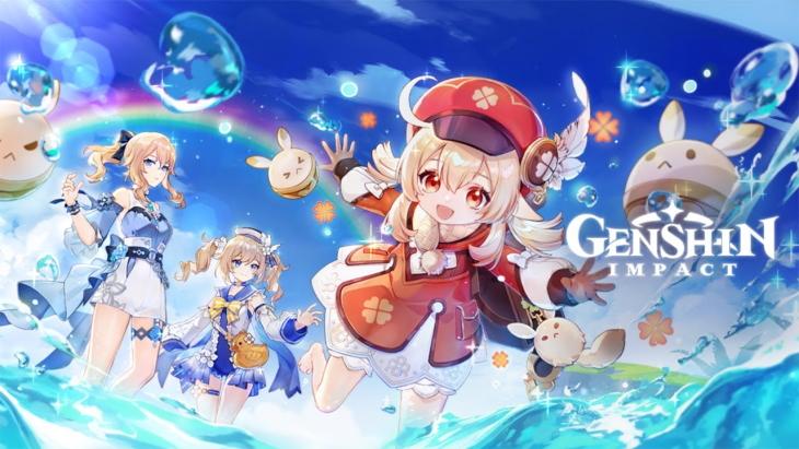 Genshin Impact Update 1.6 Midsummer Island Adventure Trailer and Livestream