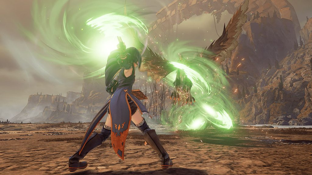 Gameplay Image 2 from Tales of Arise