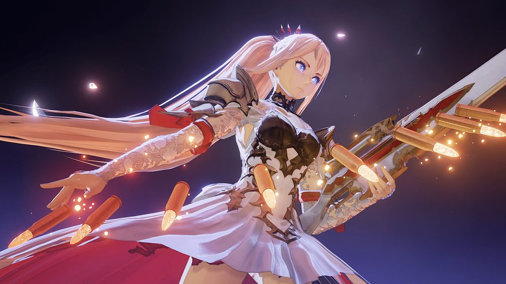 Screenshot of Zion from Tales of Arise