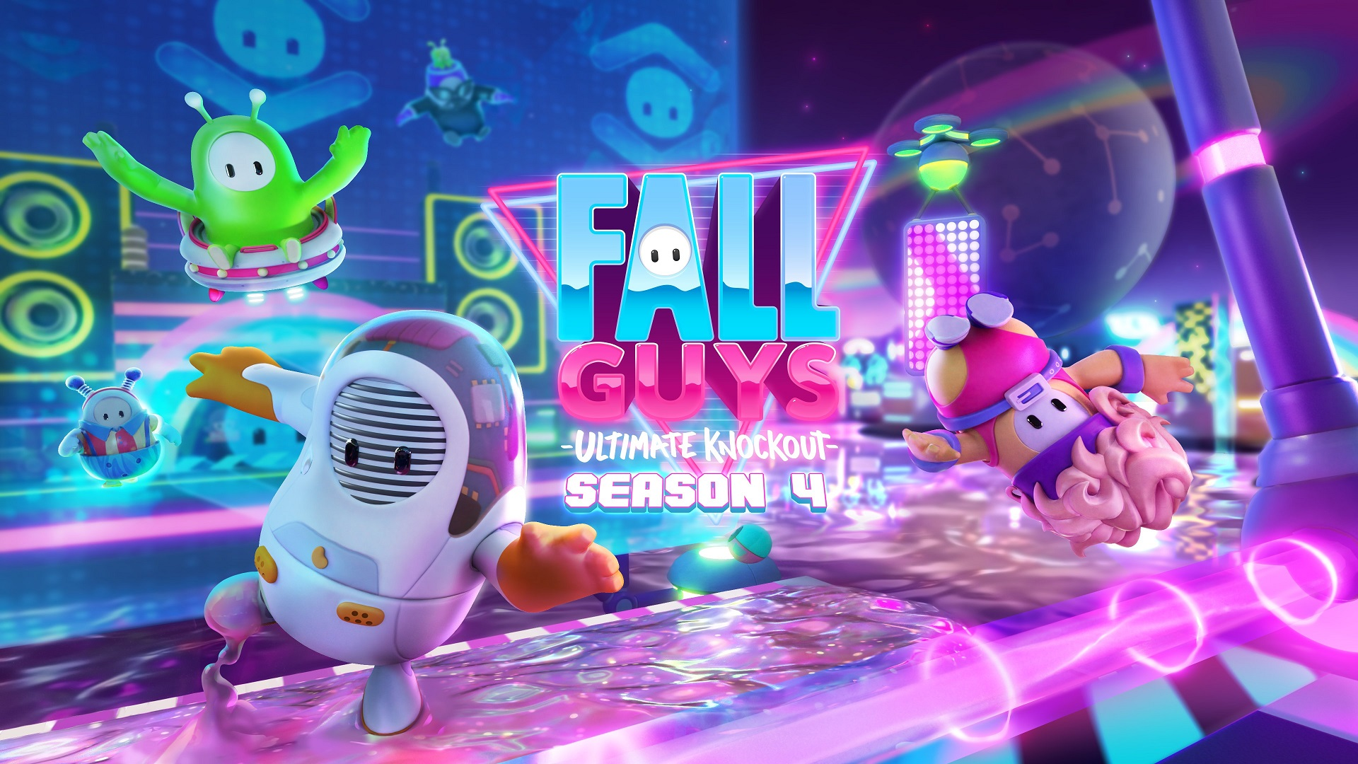 Fall Guys: Ultimate Knockout is Teasing a Bomberman Collaboration