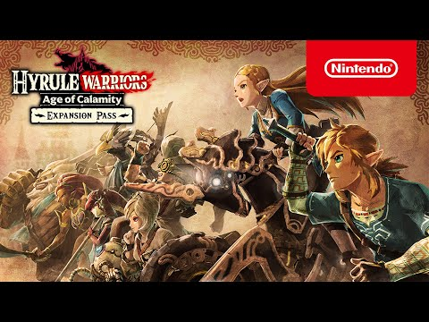 Hyrule Warriors: Age of Calamity – Pulse of the Ancients Out on June 18th