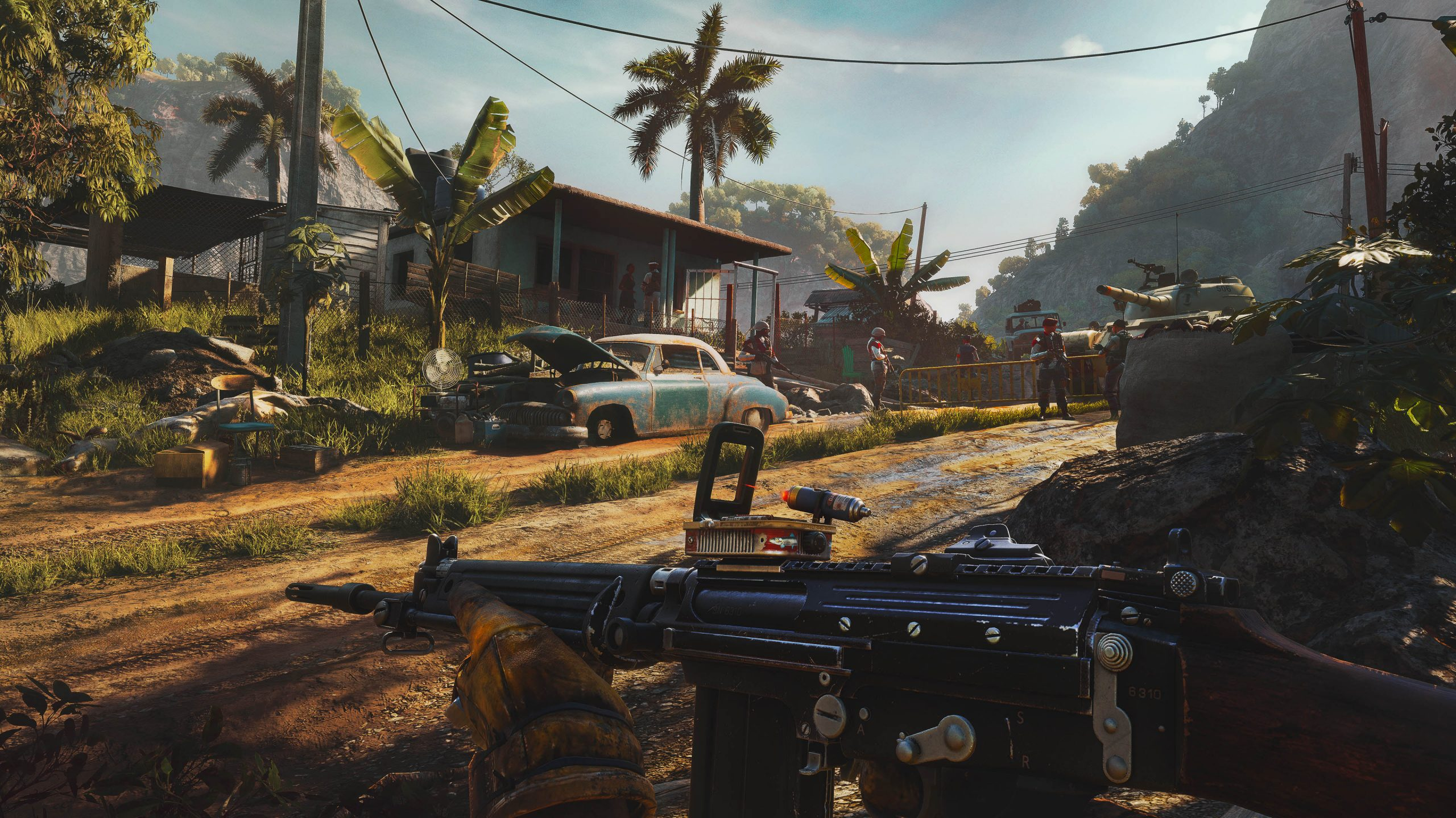 An image from Gameplay Perspective of Far Cry 6