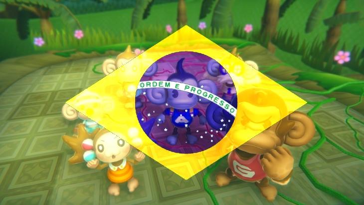 Monkey Ball Leaked Brazil