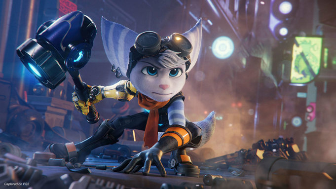 Ratchet and Clank: Rift Apart': Inside Rivet, the New Protagonist - Variety