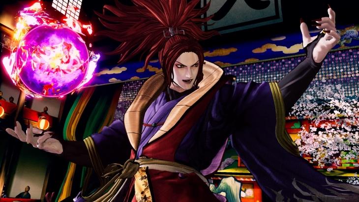 Samurai Shodown Shiro Tokisada Amakusa Gameplay Trailer
