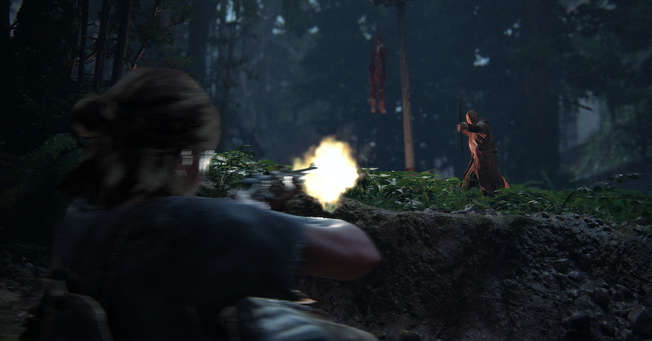 An Image of The Last of Us 2