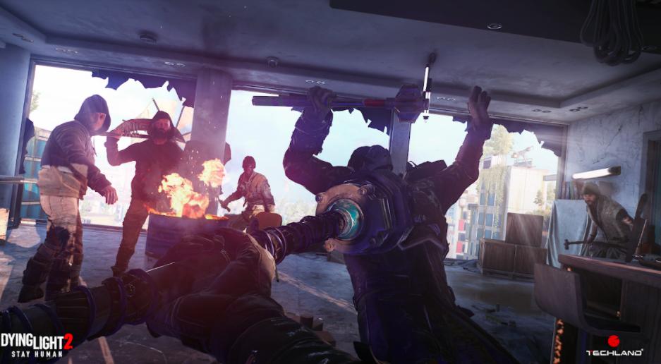 Dying Light 2 Gameplay Screenshot