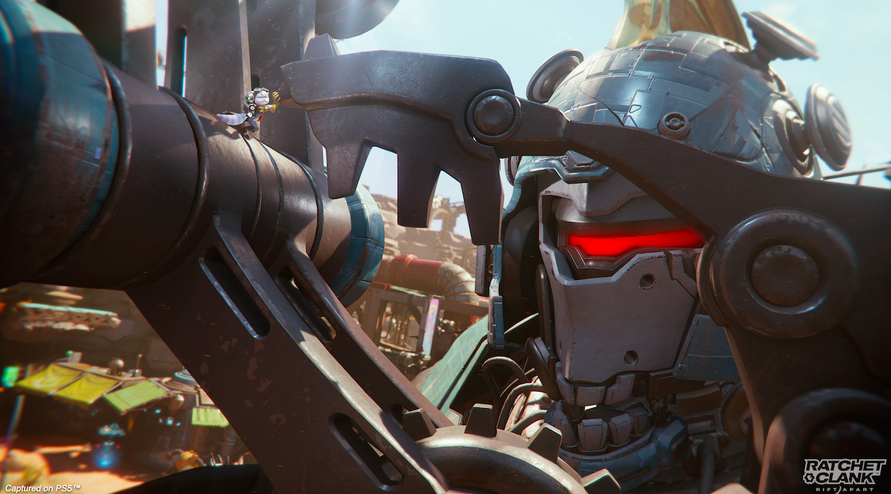Image of Robots in Ratchet & Clank: Rift Apart