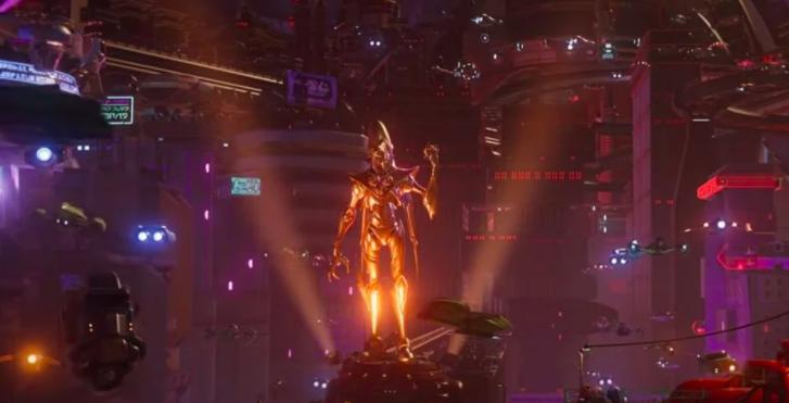 Emperor Nefarious from Ratchet & Clank: Rift Apart