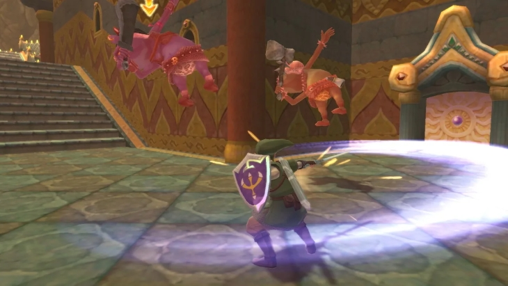 The Legend of Zelda: Skyward Sword HD Overview Trailer