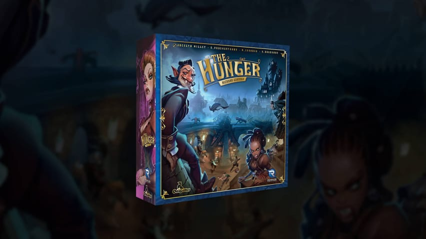 'The Hunger' Card Game is a New Deckbuilder from Richard Garfield