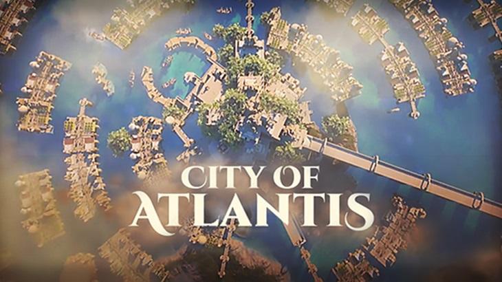 Isometric City Builder City of Atlantis Revealed for PC