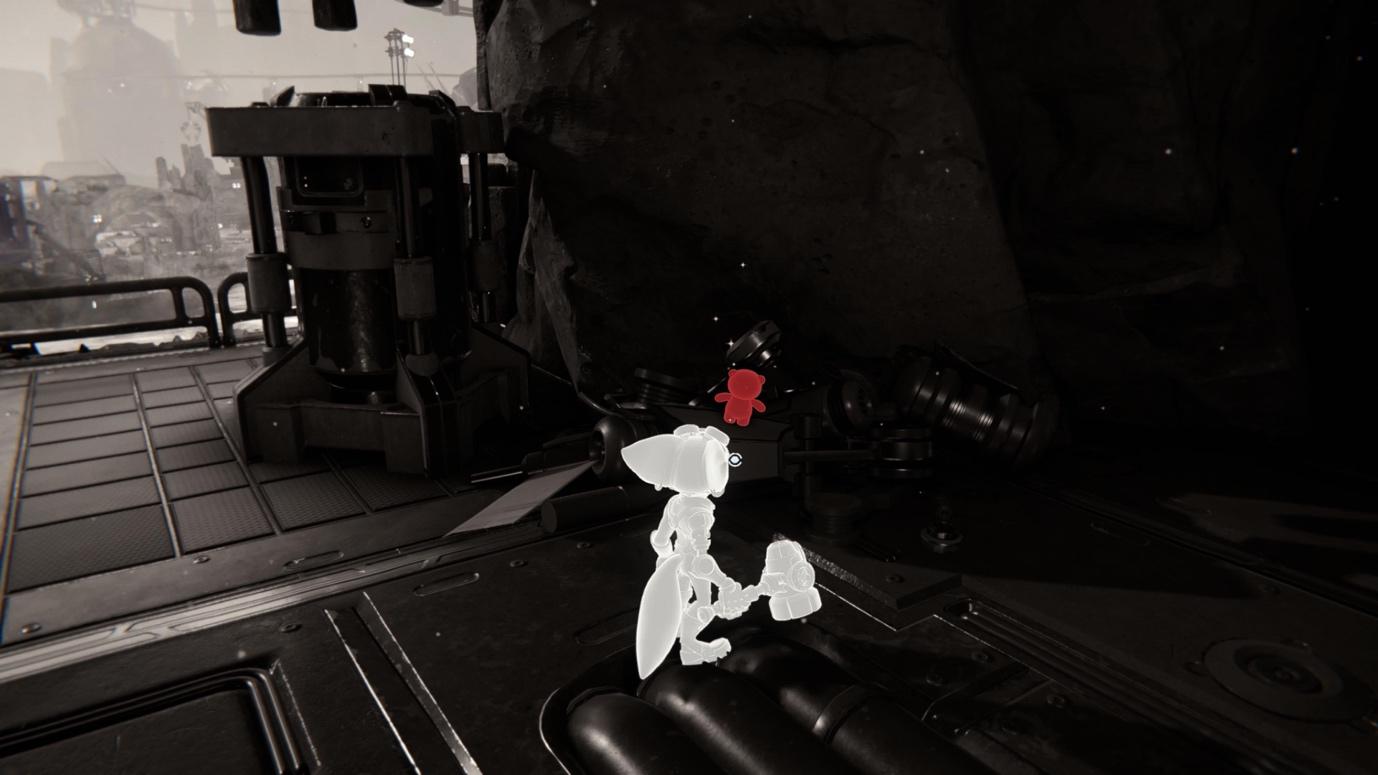 Ratchet & Clank: Rift Apart Blizar Prime Craiggerbear location
