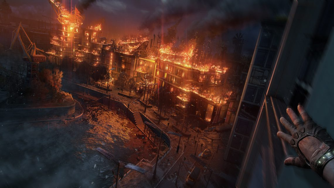 Image from Dying Light 2 Gameplay